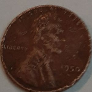 1950. Wheat. Penny